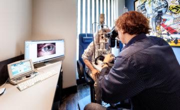 Chirurgie réfractive – ne plus porter de lunettes et/ou de lentilles